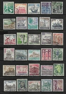 SPAIN mixed collection No.26