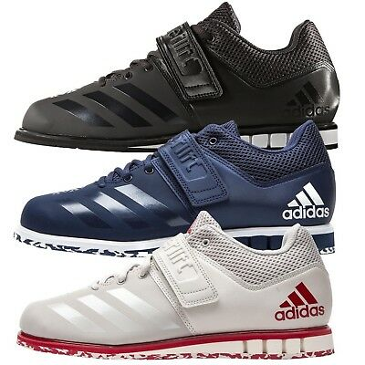 Adidas Powerlift 3.1 Mens Weight Lifting Shoes Gym Trainers Weightlifting