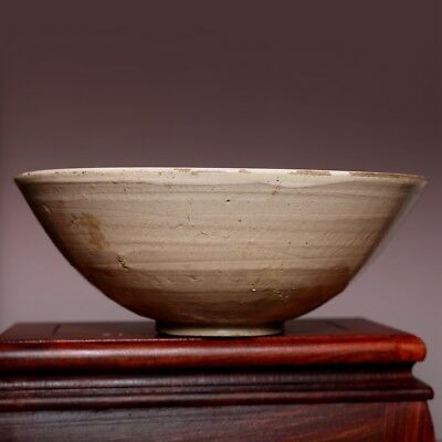 Spectacular Rare Chinese Song Dynasty Antique Ancient Porcelain Old Bowl HX79