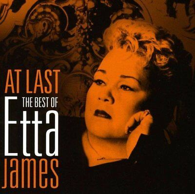 Etta James - At Last - The Best Of (CD)
