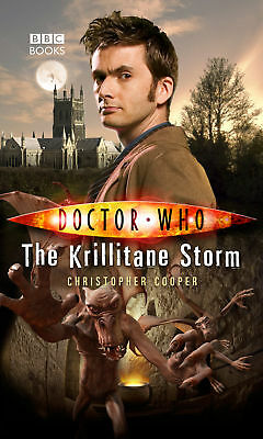 Christopher Cooper - Doctor Who: The Krillitane Storm (Paperback) 9781849907125