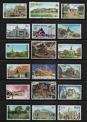 THAILAND mixed collection No.15, used