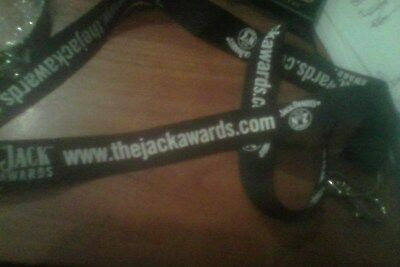 jack daniels lanyard (jacks awards)