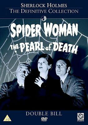 Spider Woman / The Pearl Of Death (DVD)