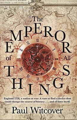 Paul Witcover - The Emperor of all Things (Paperback) 9780857501592