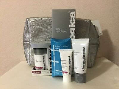 Dermalogica Daily Microfoliant 74g & Daily Superfoliant 13g plus Gift bag