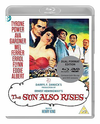 The Sun Also Rises [Dual Format] (Blu-ray)