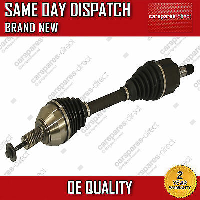 VOLVO XC70 2.0 D3 AUTO DRIVE SHAFT NEAR//SIDE 2010/>2016