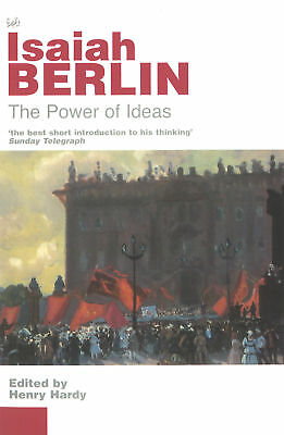 Isaiah Berlin - The Power Of Ideas (Paperback) 9780712665544