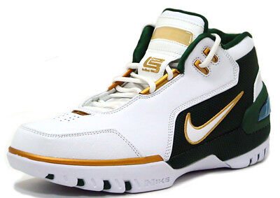 abdc667b5121 Nike AIR ZOOM GENERATION SVSM QS St Vincent AO2367-100 WHITE METGOLD DUST  sz8