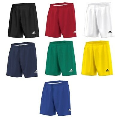 New Adidas latest design Parma boys football shorts ages 8,9,10,11,12,13,14