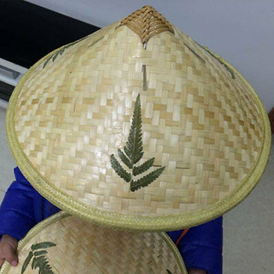 f7b1abe6815 ... Chinese Costume Conical Rice Farmer Sun Japanese Asian.