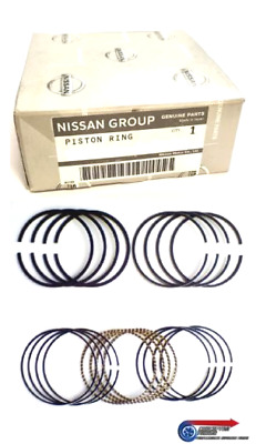 Genuine Nissan 86mm Piston Ring / Rings Set- For S15 Silvia Spec-R SR20DET