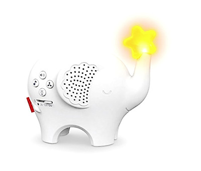 Baby Night Light Soother Toy Elephant Fisher Price Infant Nursery Kids Bedtime