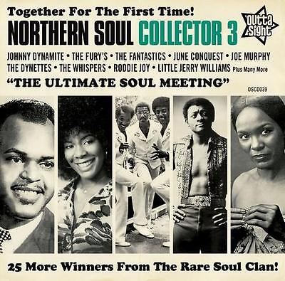 NORTHERN SOUL COLLECTOR VOLUME 3 Various Artists NEW & SEALED CD (OUTTA SIGHT