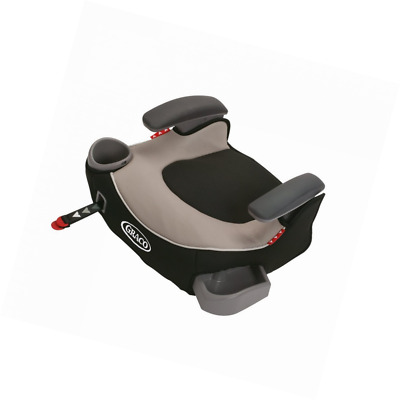 Graco Affix Backless Youth Booster Car Seat With Latch System Pierce One Size