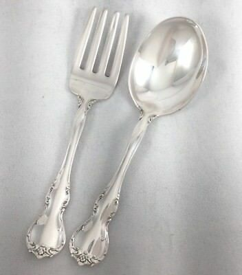 French Provincial by Towle Sterling 2 Piece Baby Set