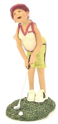 Oh You Doll *Lady Golfer*4054-boxed-rare