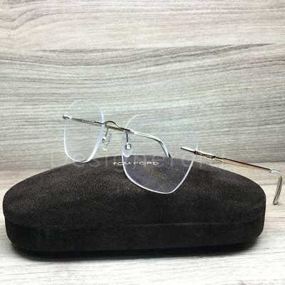 Tom Ford TF 5341 TF5341 Eyeglasses Rose Gold 028 Authentic 49mm