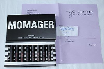 Kylie x Kris Jenner Kollection Momager Mini Lipstick *100% GENUINE* Individual