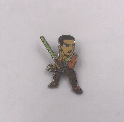 Star Wars Celebration 2017 Rebels Ezra Mystery Exclusive Pin Limited Edition