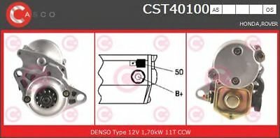 Motor de arranque CASCO CST40100AS HONDA ROVER