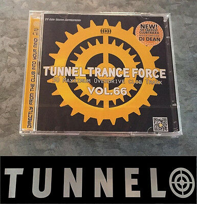 2Cd Tunnel Trance Force Vol. 66