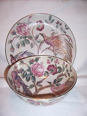 New Country Gear Toyo Trading Company made in China bowl and platter
