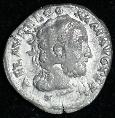 Roman Empire Commodus 177-192 AD Rome, 192 AD AR Denarius