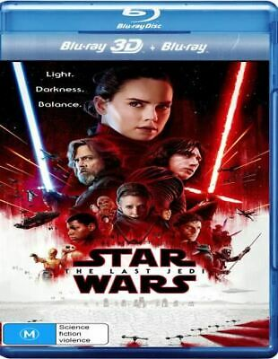 Star Wars: The Last Jedi (3D Blu-ray/Blu-ray)