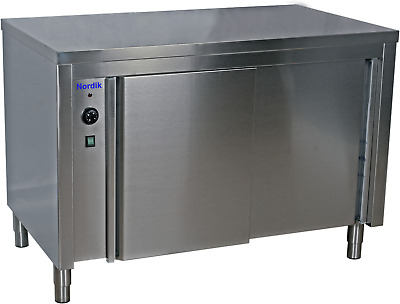 HIGH QUALITY Stainless Steel Hotcupboard 1200mm