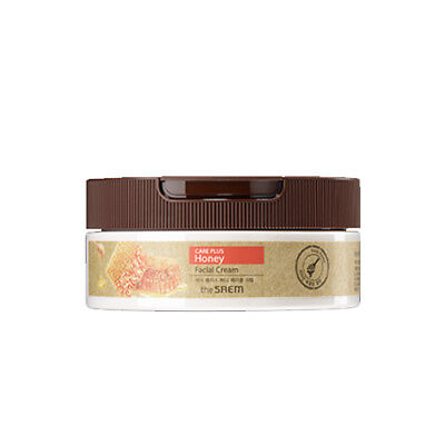 the SAEM CARE PLUS Honey Facial Cream 200ml