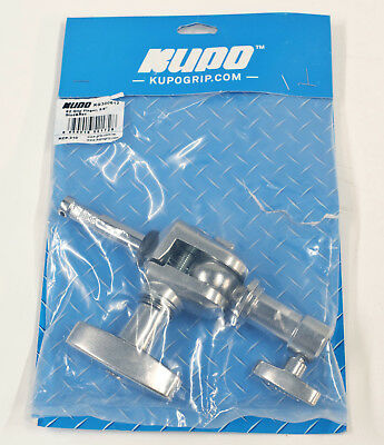 "Kupo EZ Grip Finger with baby 5/8"" stud & receiver - Silver #KG300612"