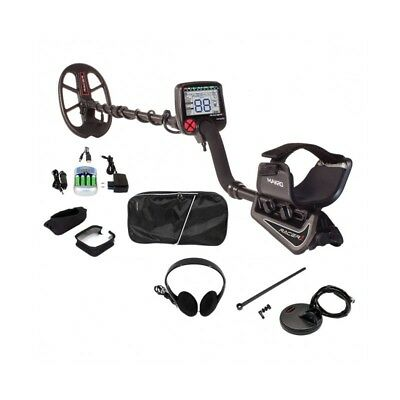 Metal Detector Makro Racer 2 Pro Package Piastra 11Dd + 5Dd