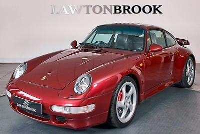 Porsche 911 3.6 993 Turbo 2dr