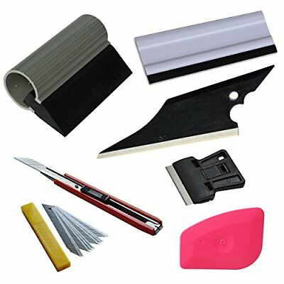 Ehdis 6 in 1 Car Window Tint Tools Kit for Auto Film Tinting Squeegee Scraper...