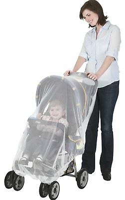 J is for Jeep Mosquito Net Strollers, Car Seat and Infant Carrier, Universal...