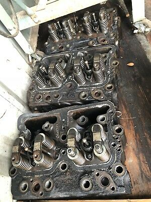 CUMMINS BIG CAM 400 Cylinder Heads Ntc 855