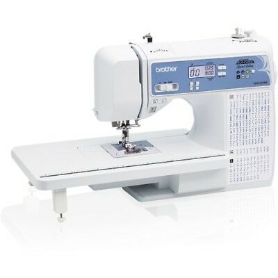 NEW Brother Sewing XR9550PRW Project RunwayMuVit Limited Edition Computerized