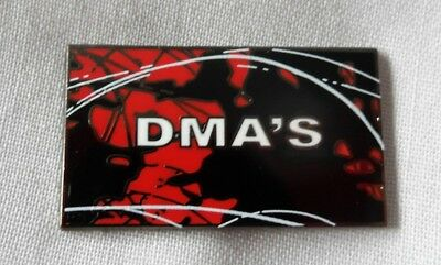 **BRAND NEW** DMA'S enamel pin badge. For Now, Stone Roses, Oasis,Tickets, Indie