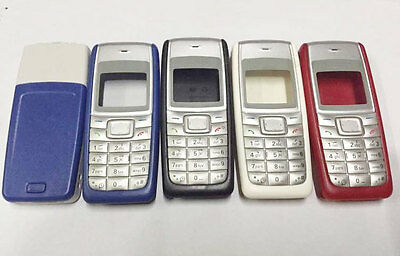 Full Housing cover case body with keypad keyboard For Nokia 1110 1110i 1112