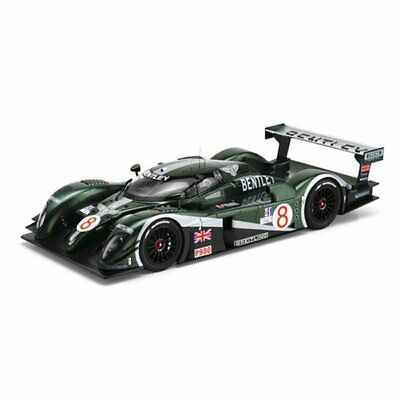 TSM Model 1:18 Bentley Speed 8 #8 Sebring 2003 3rd Place