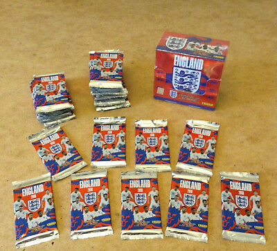 Panini Adrenalyn Xl England 2018 Official Trading Card Packs 9 Cards Per Pack