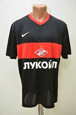 Spartak Moscow Russia 2013/2014 Away Football Shirt Jersey Maglia Nike Xl Adult