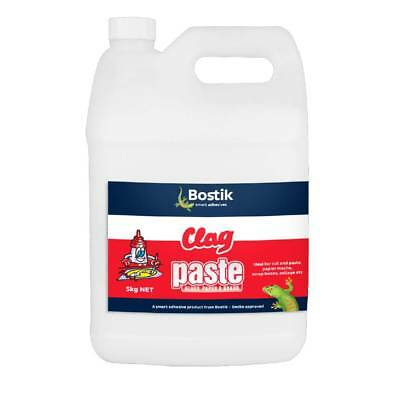 NEW Bostik 5 Kg Clag Paste By Spotlight