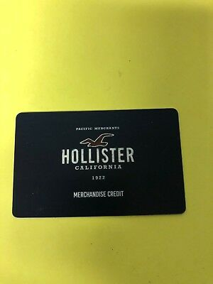 172 52 Hollister Gift Card 145 00 Picclick