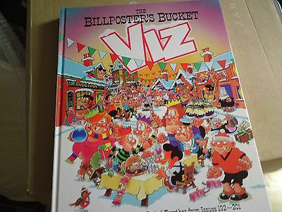 Viz The billposters bucket. VGC, FREE-MAILING.