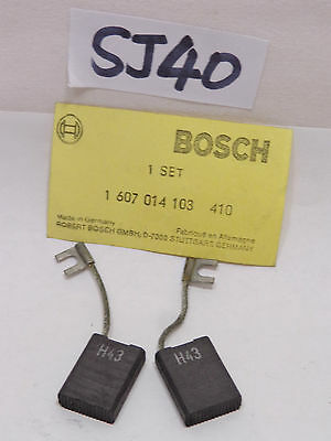 New Oem Original Replacement Part Bosch Brush Set 1607014103 Made In Germany