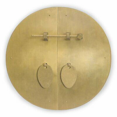 """CBH Cabinet Chinese Brass Hardware Face Pull Plate 11"""""""