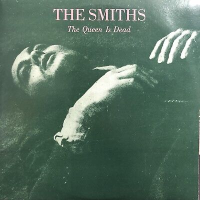 The Smiths - The Queen Is Dead - Original Rough Trade 1986 Aus Pressing